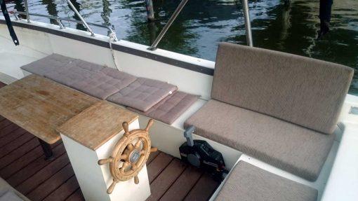 Motorboot NVA-Landungsboot mieten bei Bootsvermietung & Bootsverleih Berlin
